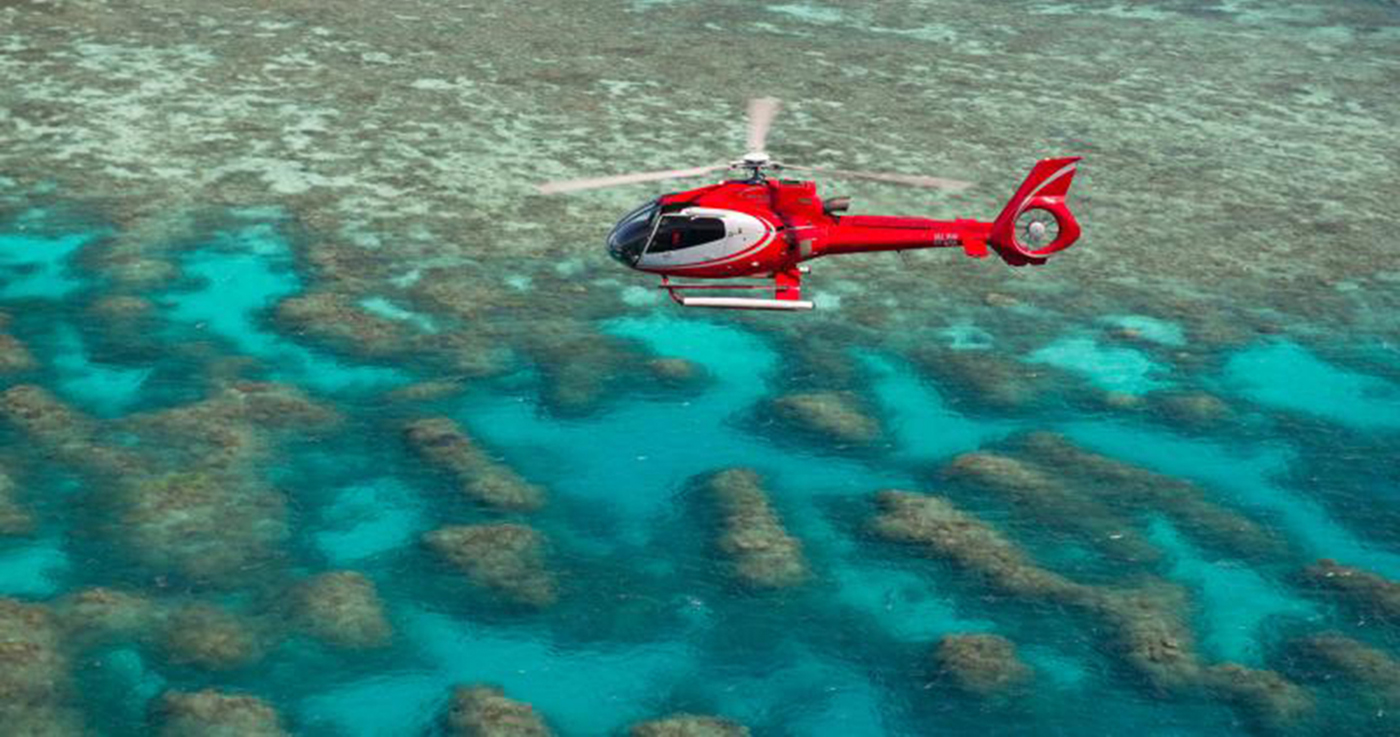 Great Barrier Reef Day Tour Inc Scenic Flight